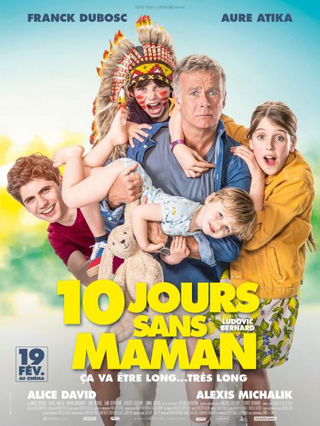 Cine974, 10 jours sans maman