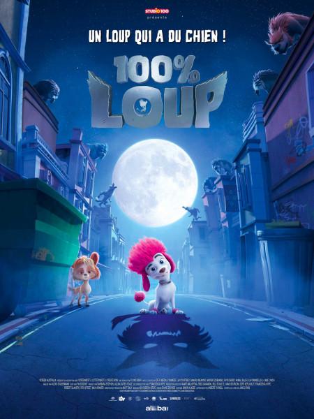 Cine974, 100% loup