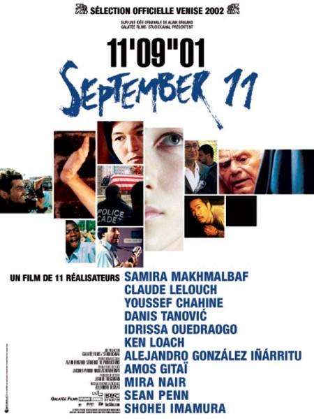 Cine974, 11'09''01 - September 11