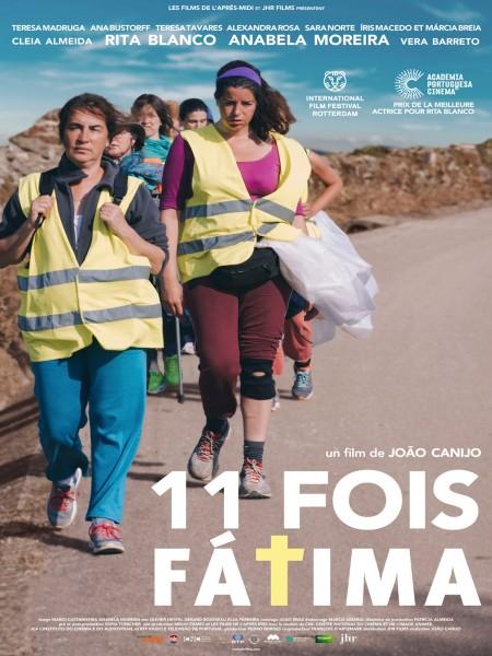 Cine974, 11 fois Fátima