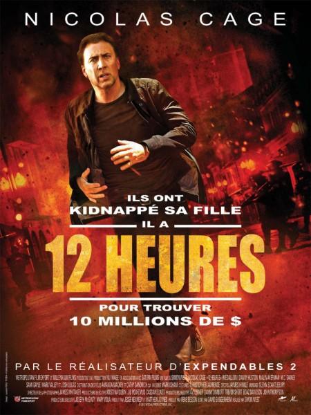 Cine974, 12 heures