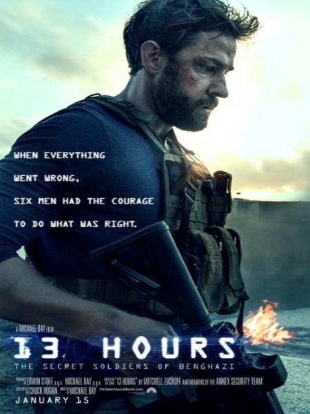 Cine974, 13 Hours