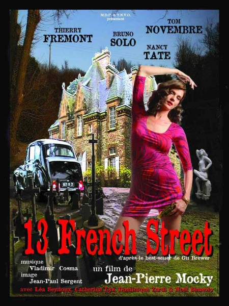 Cine974, 13th French Street
