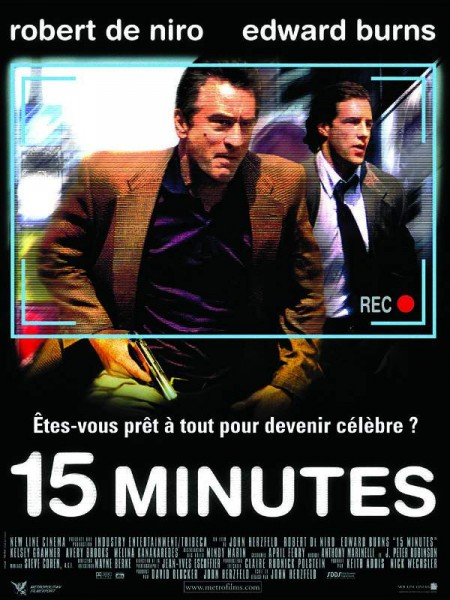 Cine974, 15 minutes