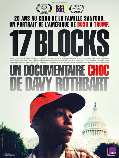 Cine974, 17 Blocks