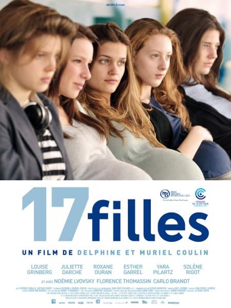 Cine974, 17 filles