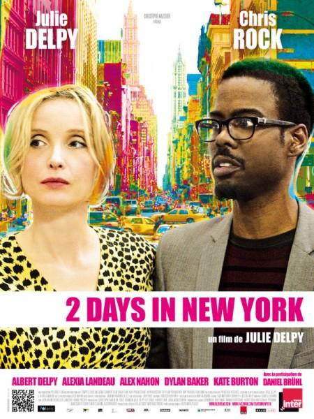 Cine974, 2 Days In New York