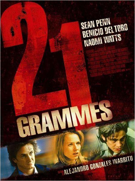 Cine974, 21 grammes
