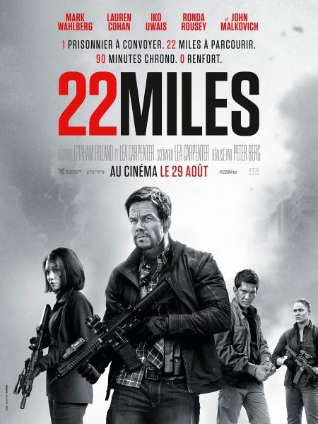 Cine974, 22 Miles