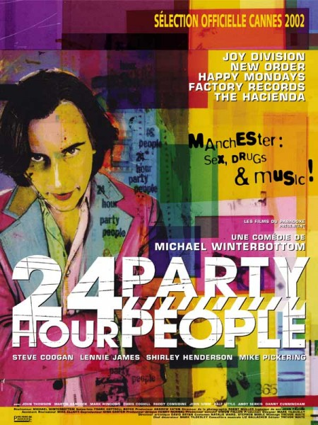 Cine974, 24 Hour Party People