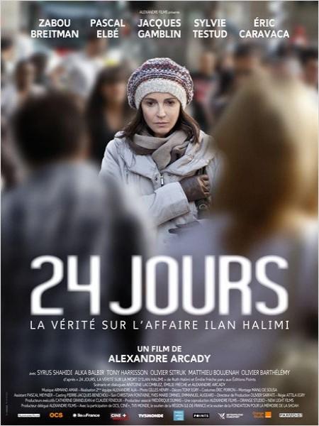 Cine974, 24 JOURS, LA VERITE SUR L'AFFAIRE ILAN HALIMI