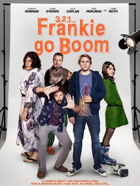 Cine974, 3, 2, 1... Frankie Go Boom