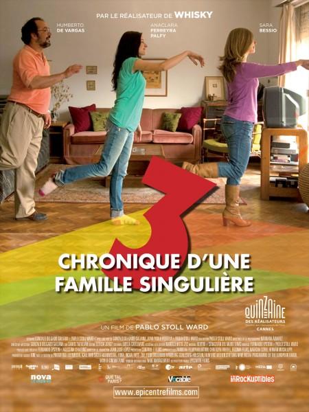 Cine974, 3, Chronique d'une famille singulière