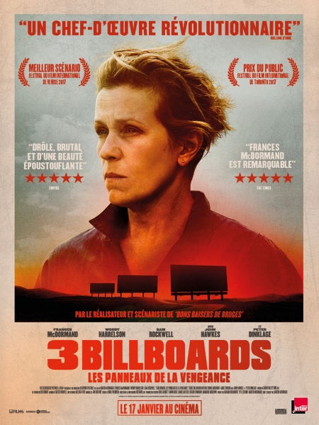 Cine974, 3 Billboards