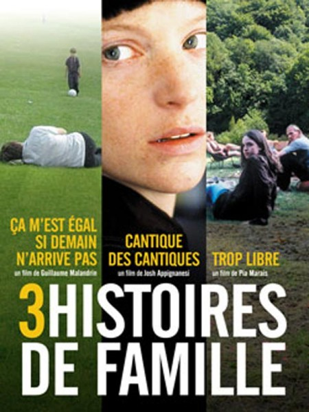 Cine974, 3 histoires de famille