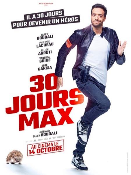 Cine974, 30 jours max
