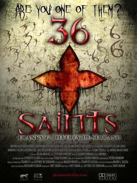Cine974, 36 Saints