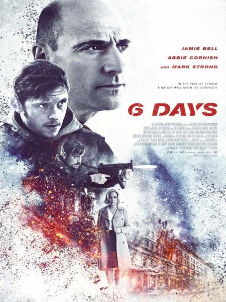 Cine974, 6 Days