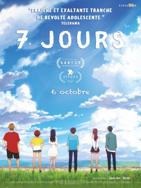 Cine974, 7 jours
