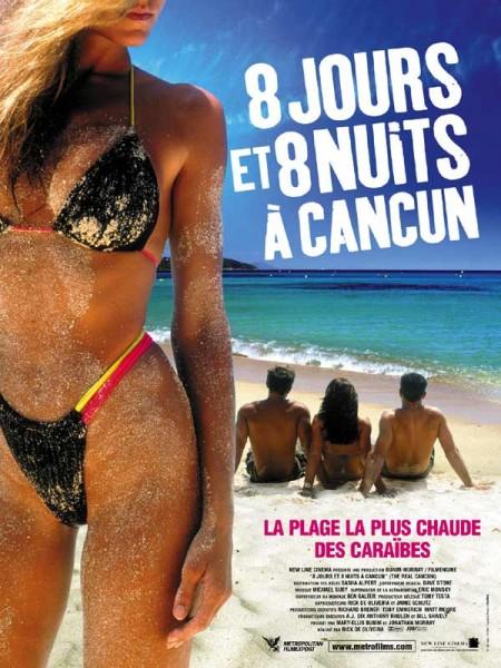 Cine974, 8 jours et 8 nuits à Cancun
