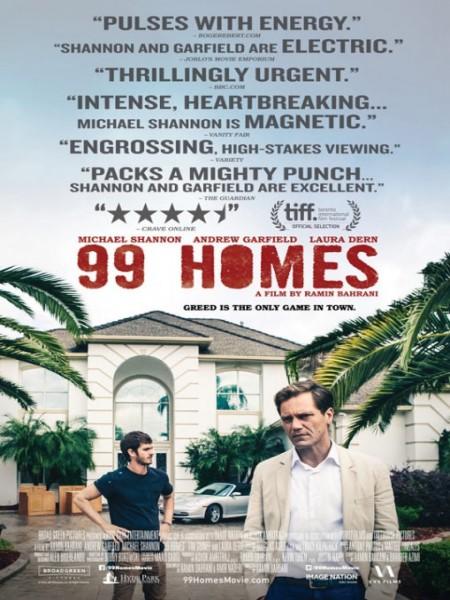 Cine974, 99 Homes