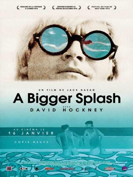 Cine974, A Bigger Splash