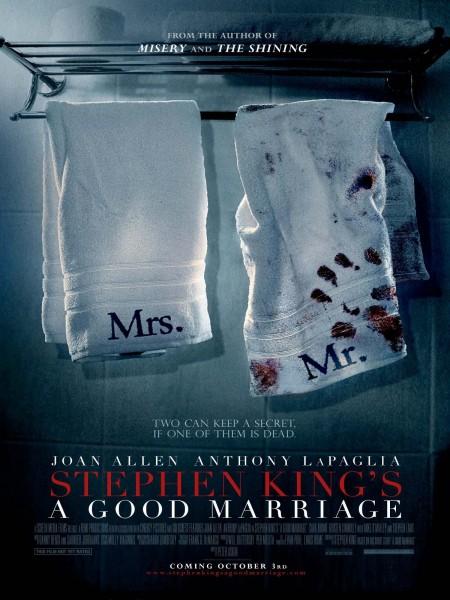 Cine974, A Good Marriage