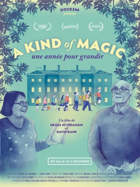 Cine974, A Kind of Magic, une année pour grandir