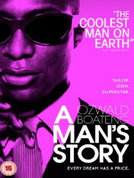 Cine974, A Man's Story