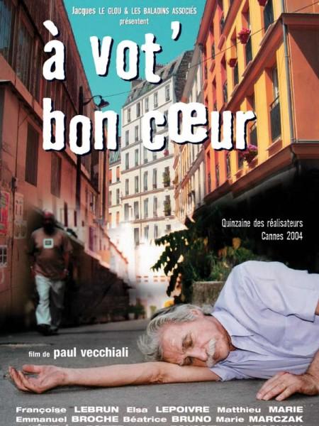 Cine974, A vot' bon coeur