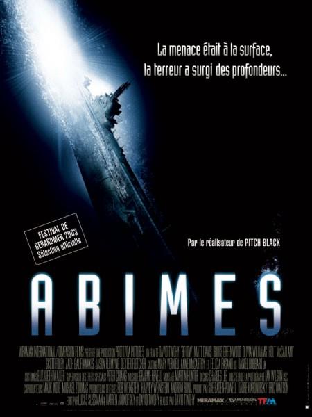 Cine974, Abîmes