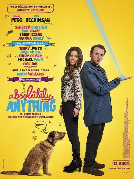 Cine974, Absolutely Anything