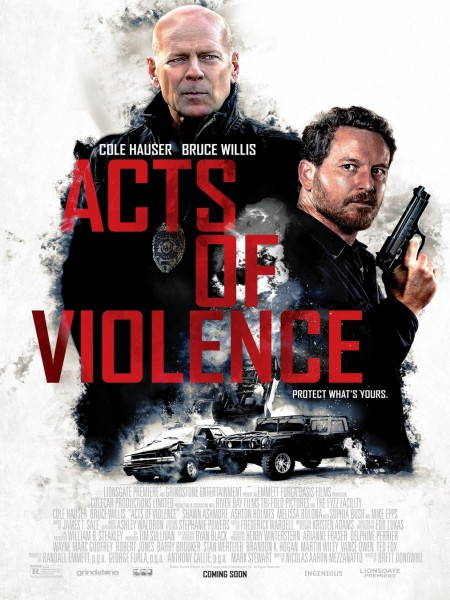 Cine974, Acts Of Violence