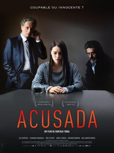 Cine974, Acusada