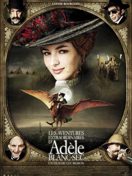 Cine974, Adèle Blanc-Sec