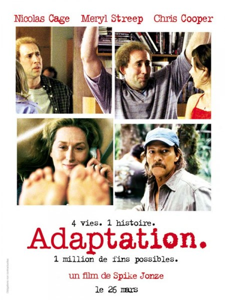 Cine974, Adaptation