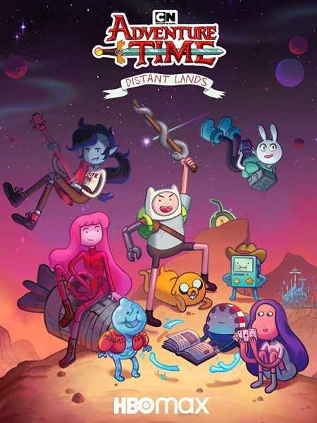 Cine974, Adventure Time: Distant Lands