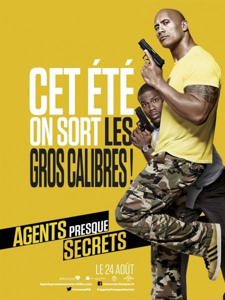 Cine974, Agents presque secrets