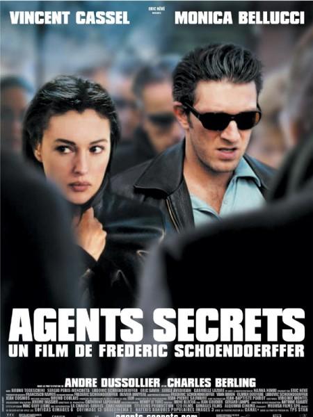 Cine974, Agents secrets