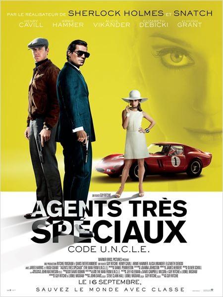 Cine974, Agents très spéciaux - Code U.N.C.L.E