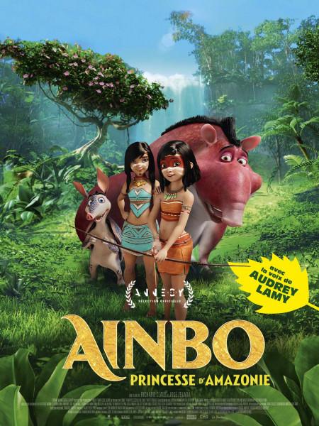 Cine974, Ainbo, princesse d'Amazonie