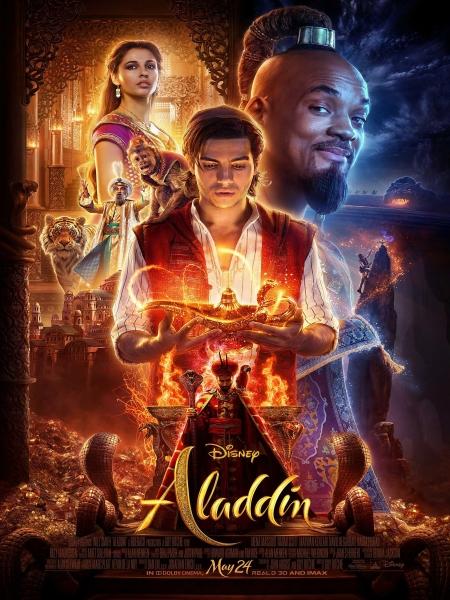 Cine974, Aladdin