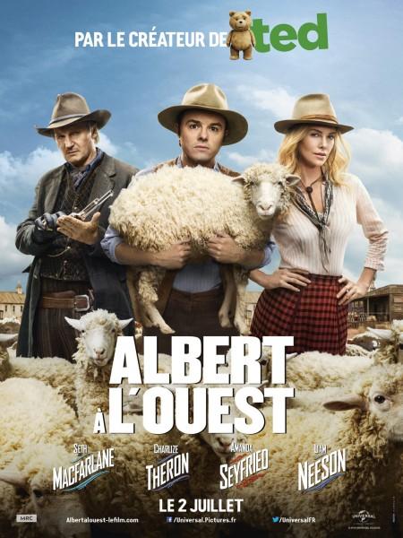 Cine974, Albert à l'ouest