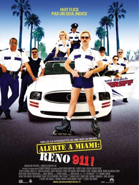 Cine974, Alerte à Miami / Reno 911 !
