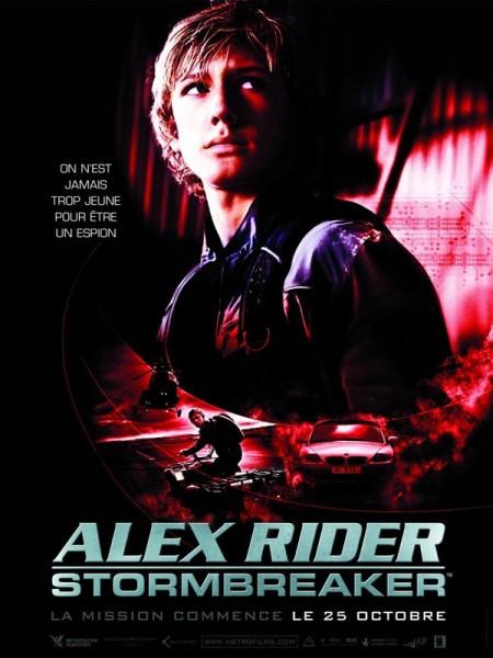 Cine974, Alex Rider : Stormbreaker