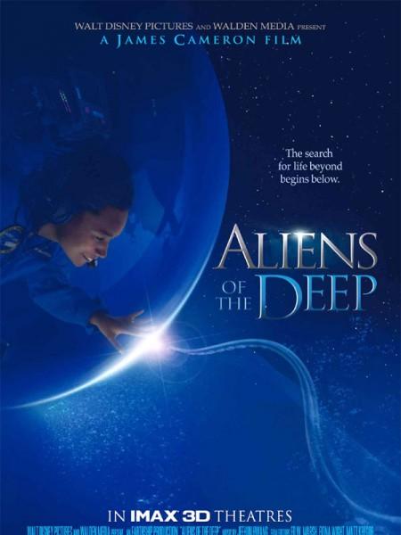 Cine974, Aliens of the Deep