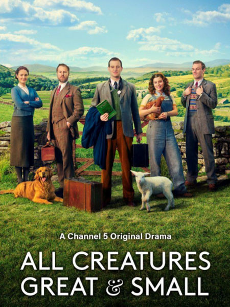 Cine974, All Creatures Great and Small