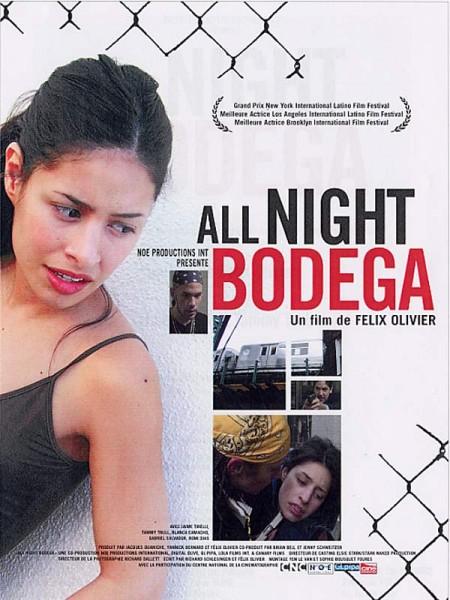 Cine974, All night bodega