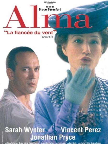 Cine974, Alma la fiancée du vent