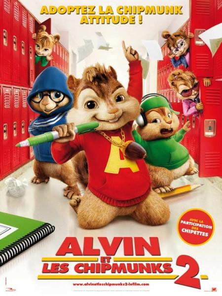 Cine974, Alvin et les Chipmunks 2